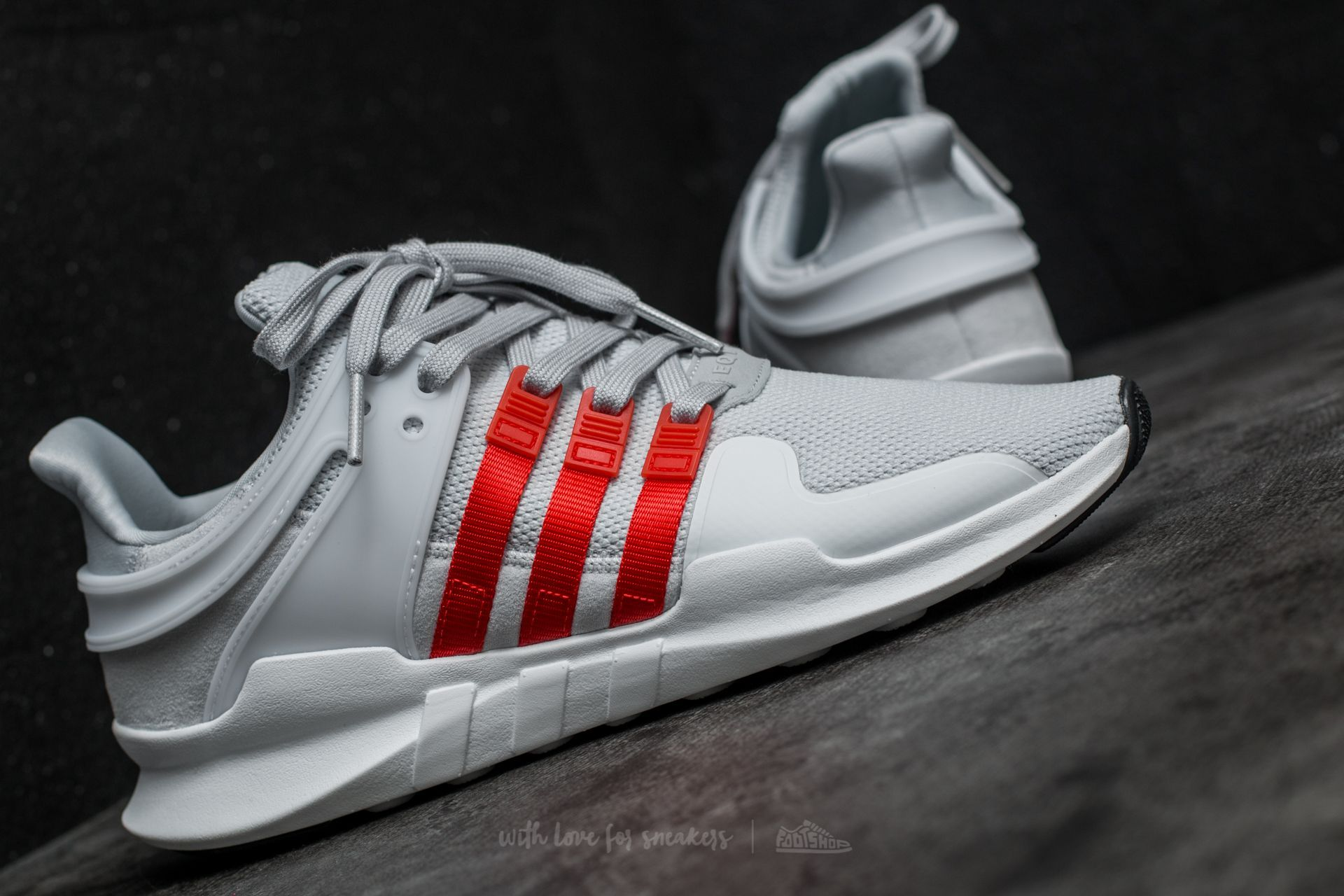 0b45ee6c9 adidas EQT Support ADV Clear Grey  Bold Orange  Ftw White at a great price  135 € buy at Footshop