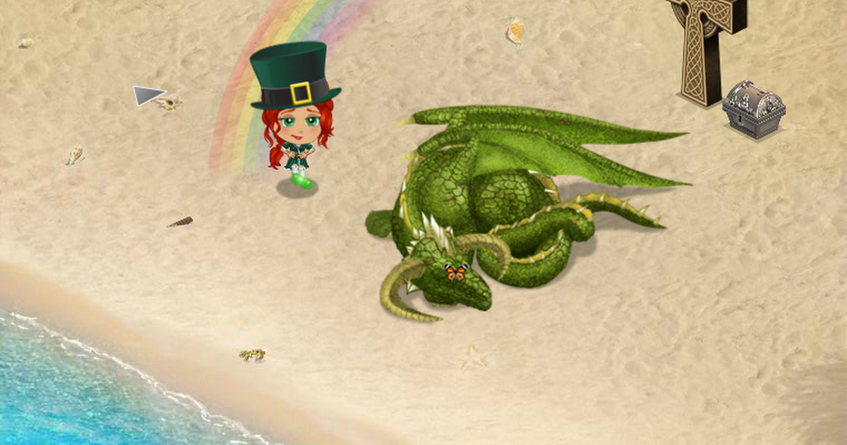 Dragon beach, on Yo SL2