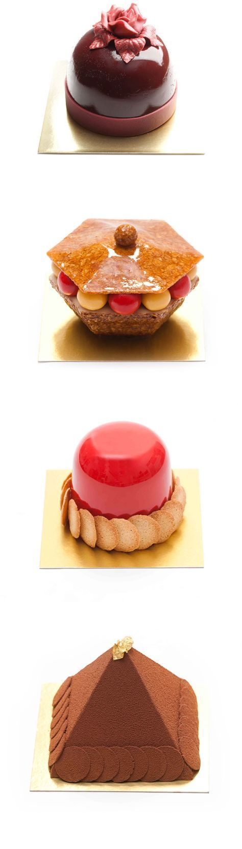 Huize van Wely's - M | Fancy desserts, Mini desserts ...