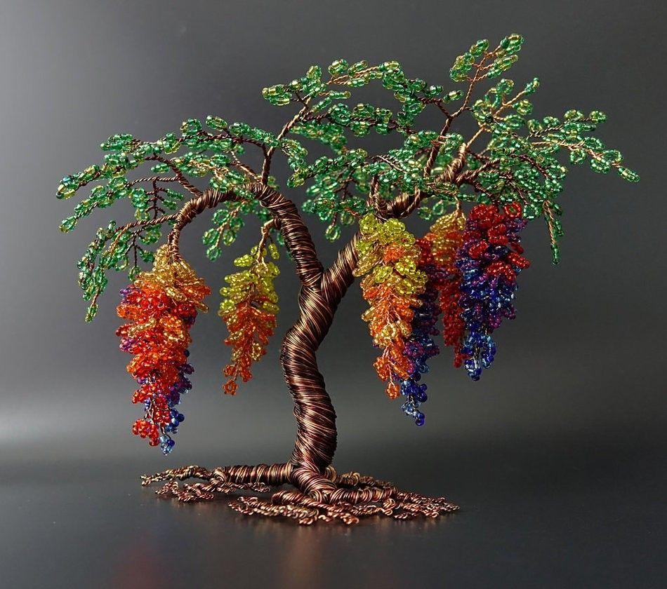 туманов семь плетение бисером разные деревья фото инструкция стоишь обрамлении