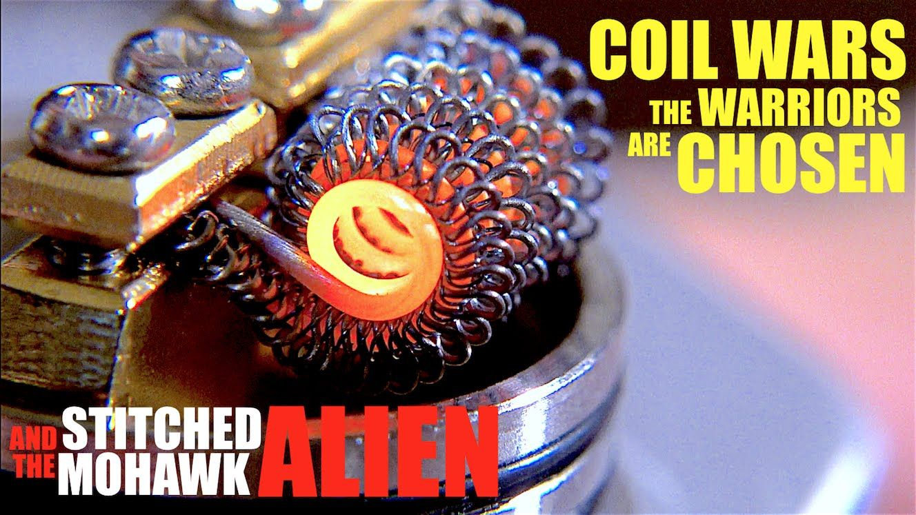 Coil Wars Meet The Warriors How To Build A Stitched Mohawk Alien Wiring Including Power Inside Coilsbox My Term
