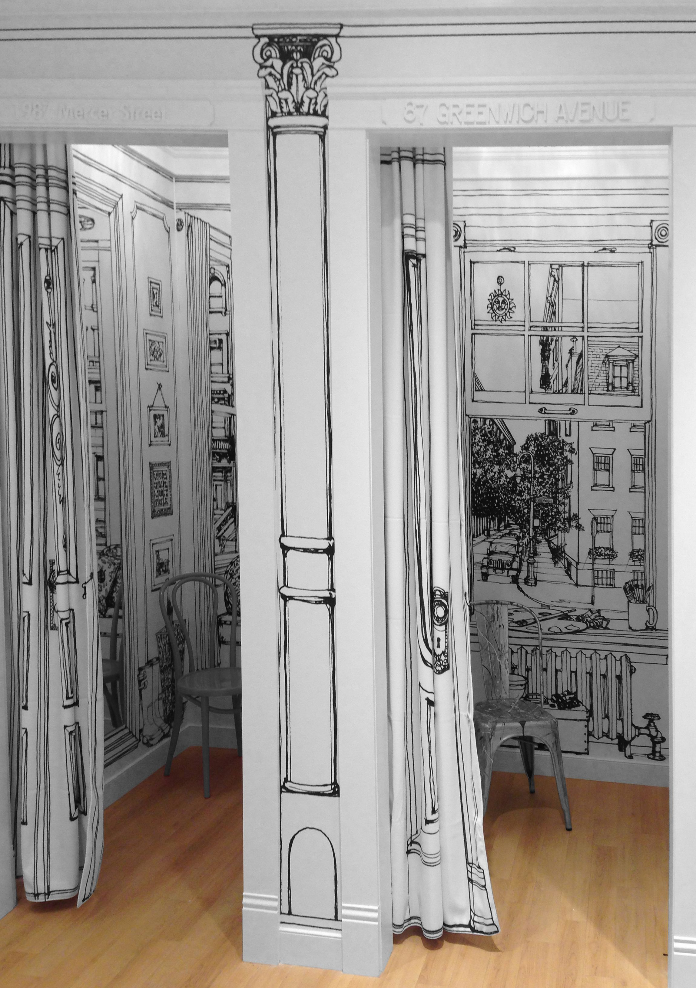 Fitting Room Designs For Retail: Store Interiors, Design, Retail Design