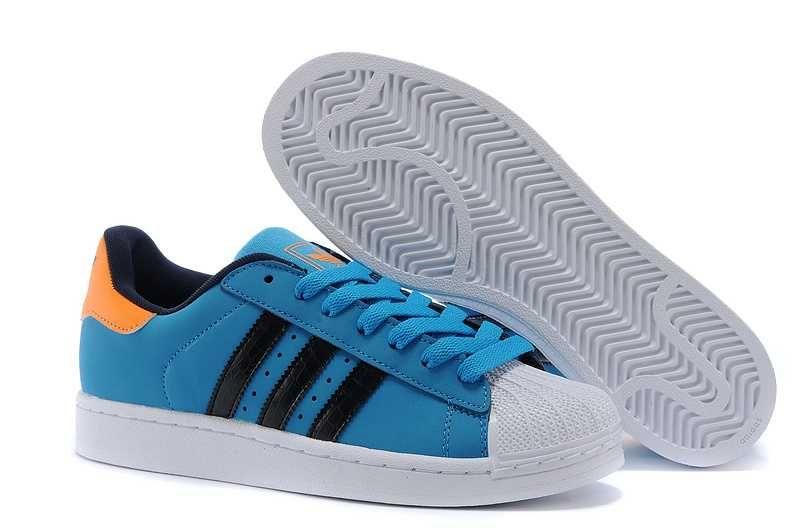 best sneakers 9ff34 7ccea 1767   Adidas Superstar Billigt Dam Herr Blå Vit SE488384DKlczX