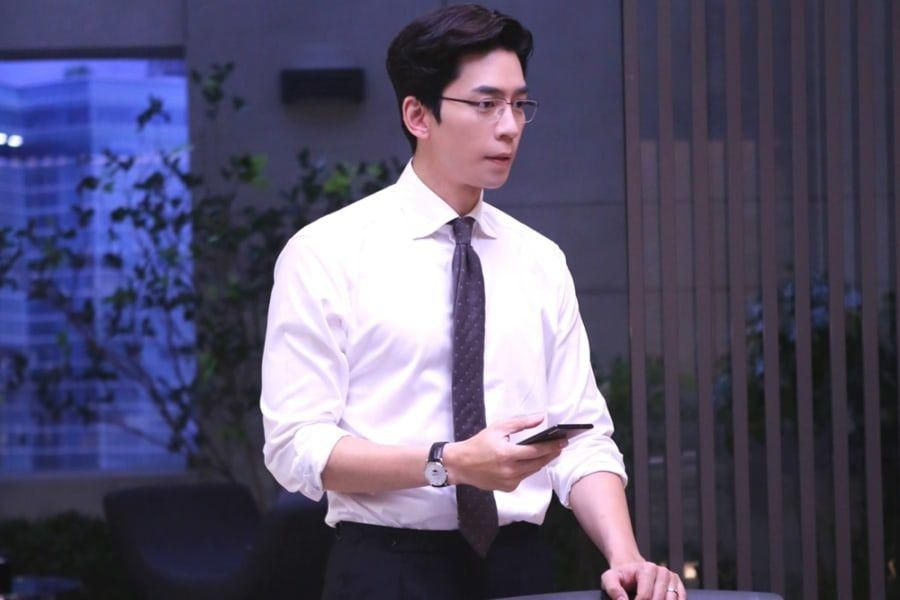 Shin Sung Rok Transforms Into A Diligent Businessman For Upcoming MBC Fantasy Thriller