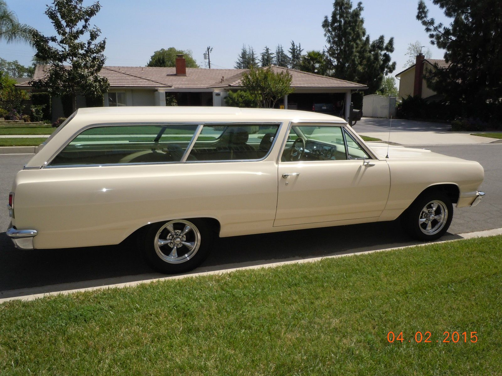 64 Chevelle 2 Door Wagon Chevrolet Chevelle Station Wagon Cars Chevelle