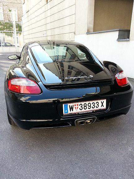 Porsche Cayman S Gebrauchtwagen Neuwagen Kleinwagen