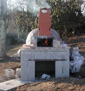 pizza oven plans build an italian brick oven forno bravo wood
