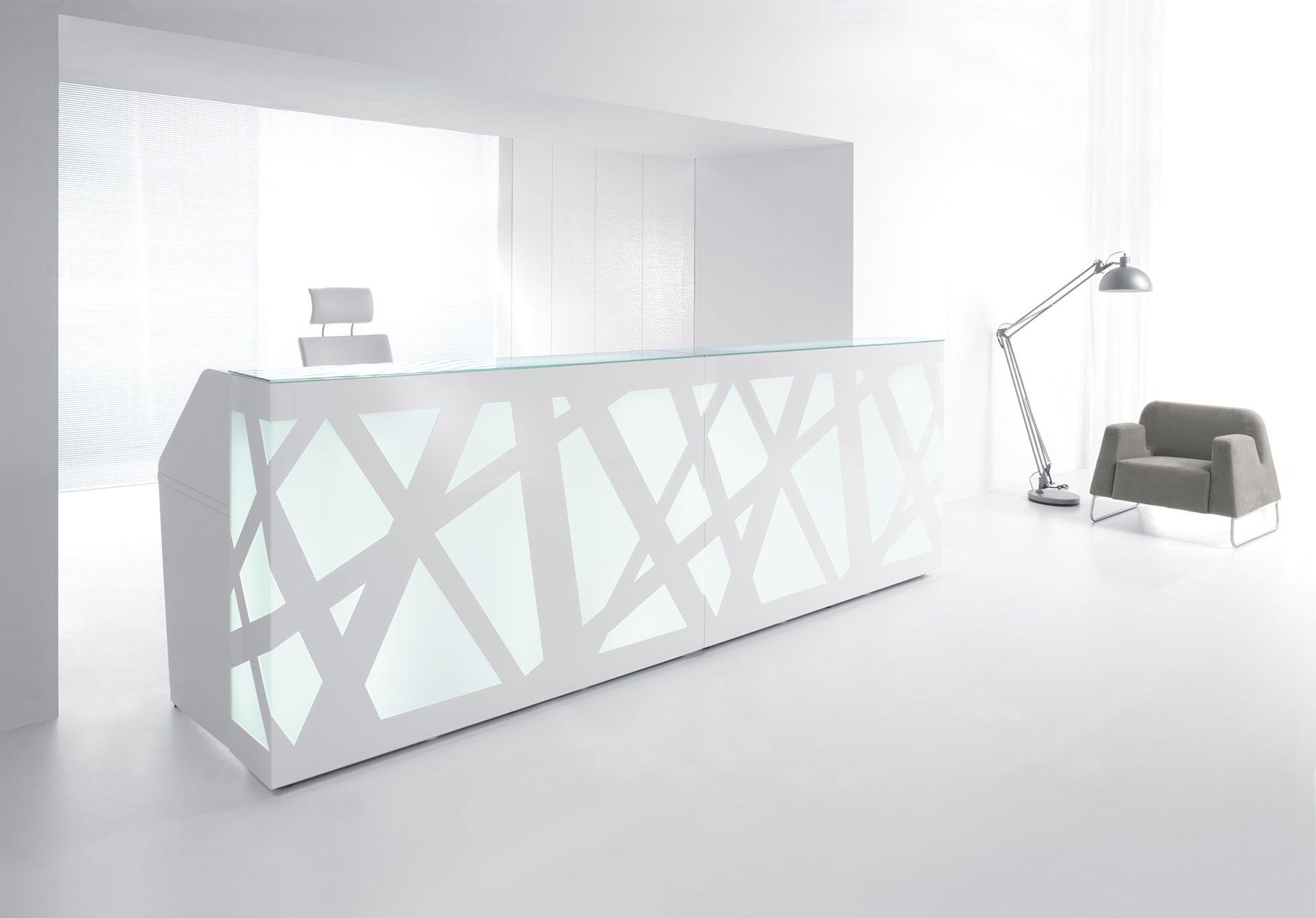 Modern salon reception desks | Office Furniture Factory MDD ...