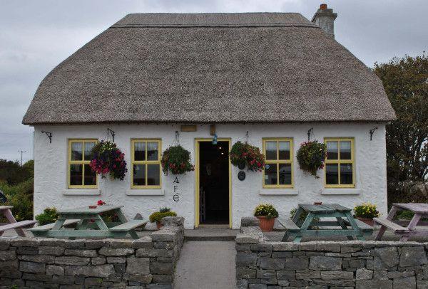 I #uge41_2013 besøgte vi øen Inis Mór i den irske ø-gruppe Aran Islands, som var velkendt af vikingerne