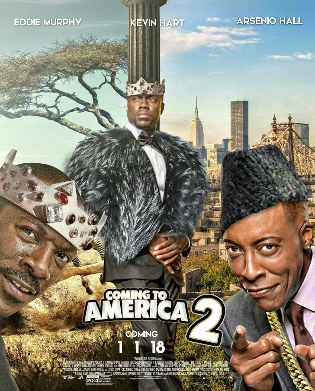 Coming To America 2 Coming To America Movie Eddie Murphy Hip Hop Music