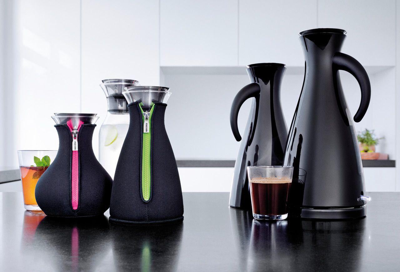 Eva Solo Drip Free Collection Teamaker Cafe Solo Thermo Jug Water Boiler Kitchenware Design Eva Solo Soloing