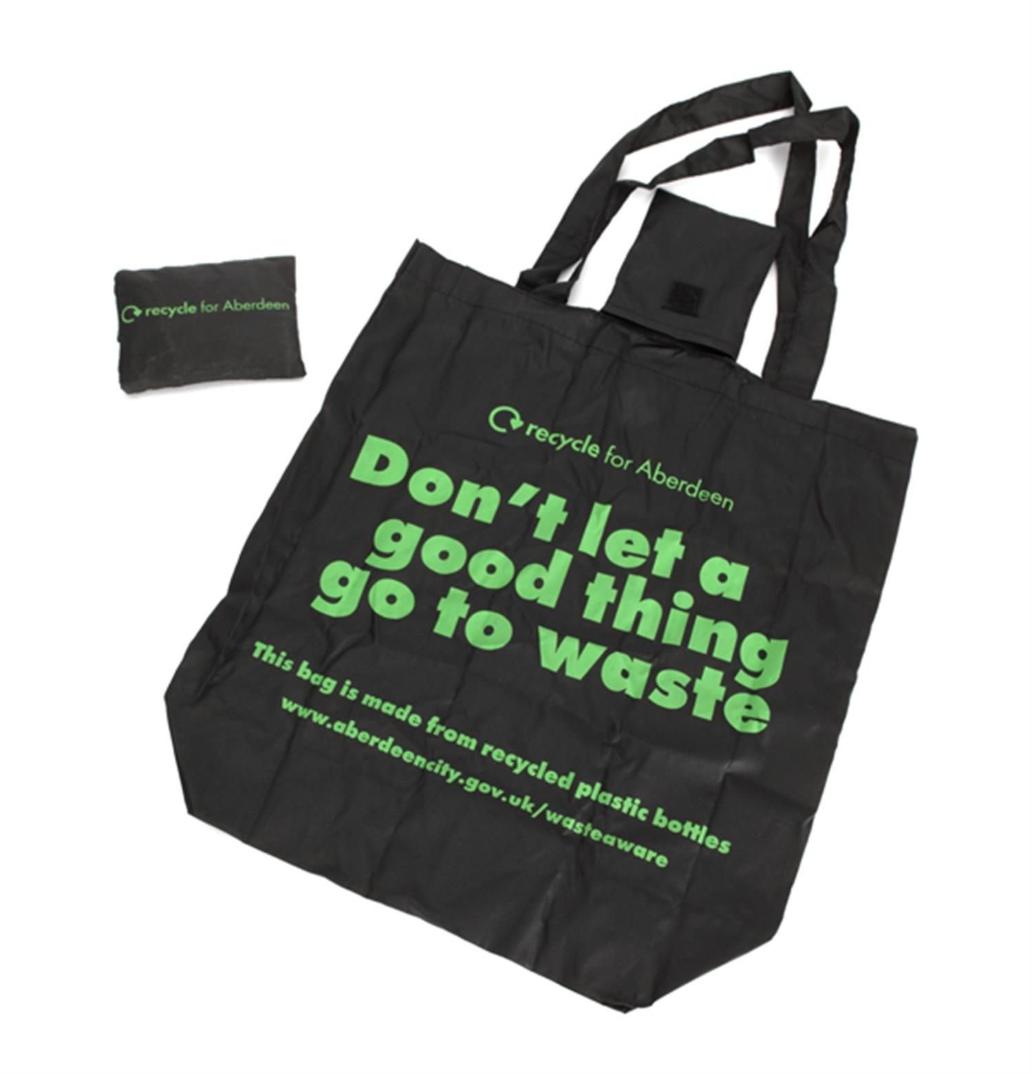 Recycled Pet Material Bags Made From 100 Plastic Bottles Strong As Nylon Reusable And Water Resistant