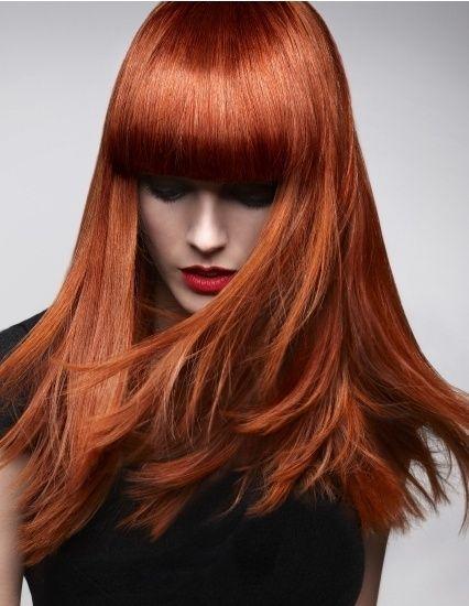 7 daring hair color ideas hair coloring copper hair and red 7 daring hair color ideas urmus Choice Image