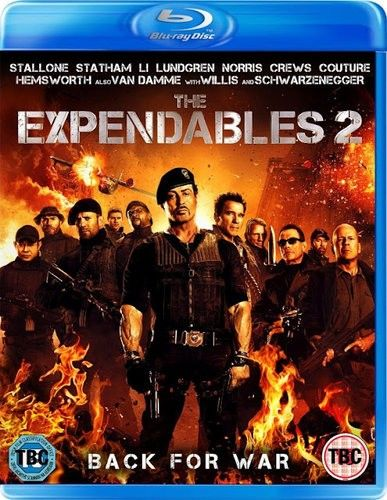 The Expendables 2 2012 Dual Audio Hindi Eng BRRip 720p Download