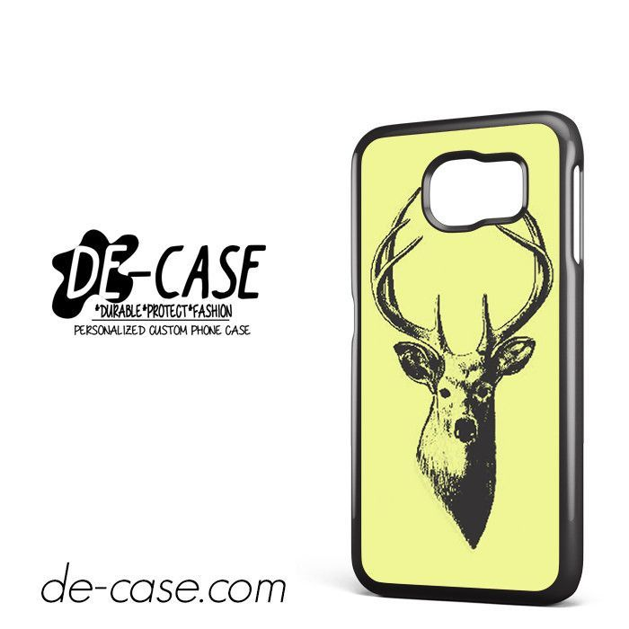 Deer Sketch DEAL-3131 Samsung Phonecase Cover For Samsung Galaxy S6 / S6 Edge / S6 Edge Plus
