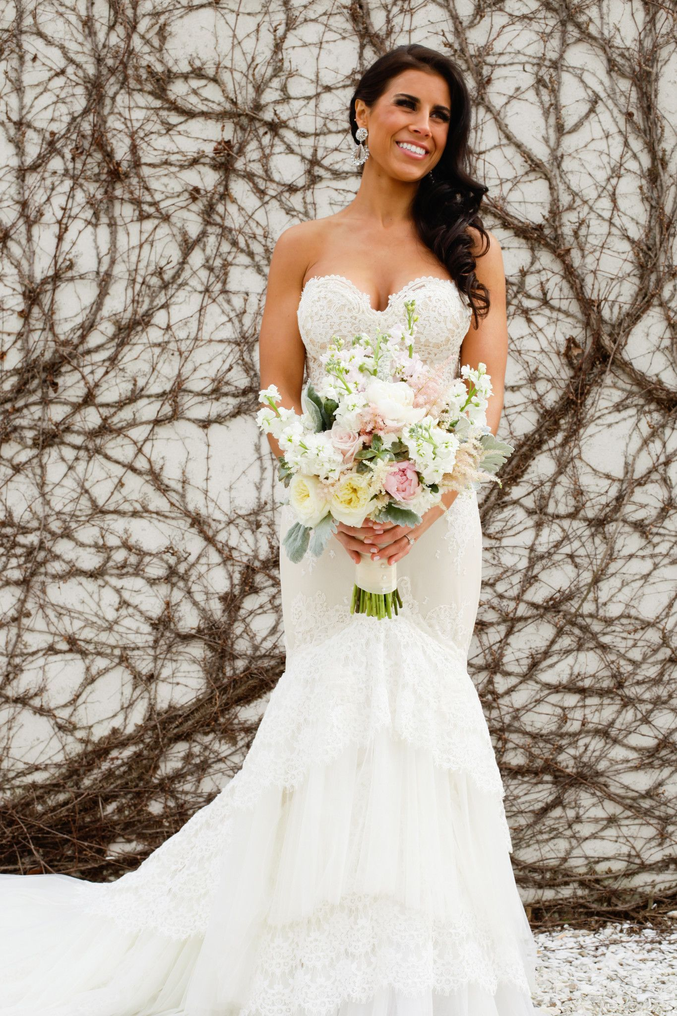 One of a kind wedding dresses  Inbal Dror Custom Gown  Inbal dror Gowns and Winter weddings