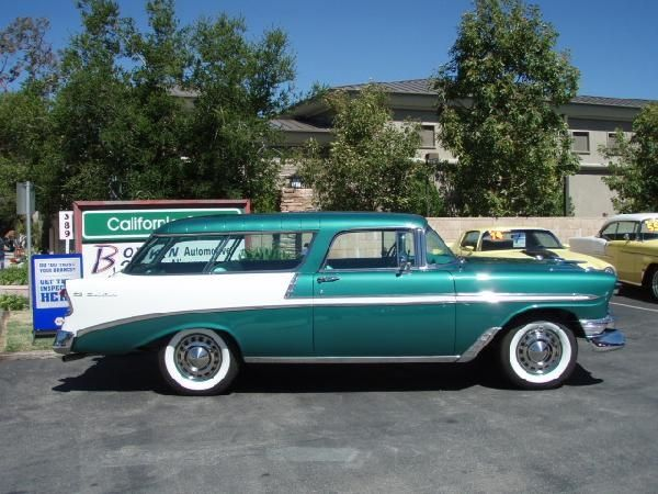 1956 Chevrolet Nomad Wagon For Sale Hemmings Motor News This