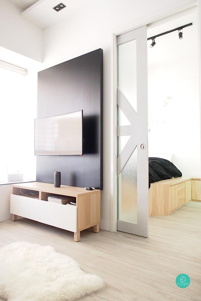 Small Condo Living Room Design Ideas: 10 Tiny Yet Terrific Homes Below 50 Sqm