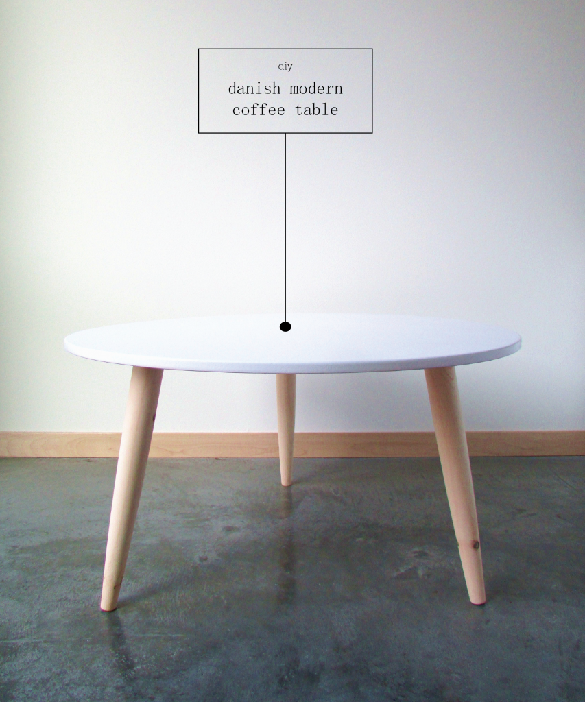 Diy Danish Modern Coffee Table Francois Et Moi Danish Modern Coffee Table Coffee Table Modern Coffee Tables [ 1024 x 853 Pixel ]