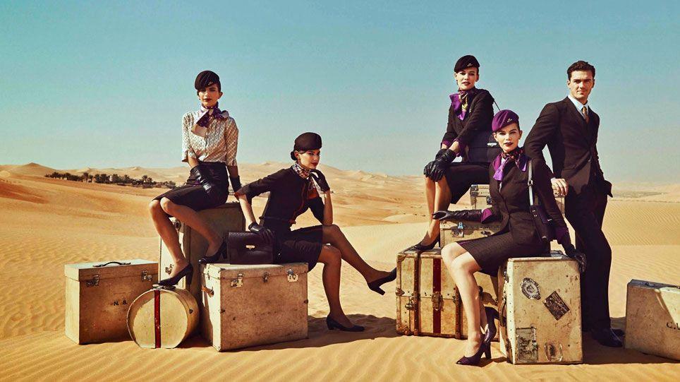 Las 10 aerolíneas mejor vestidas | Álbumes | Ocholeguas | elmundo.es