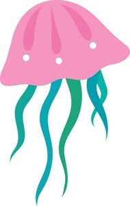 jellyfish clipart free jellyfish clip art images jellyfish stock rh pinterest co uk clipart pictures of jellyfish jellyfish clipart free