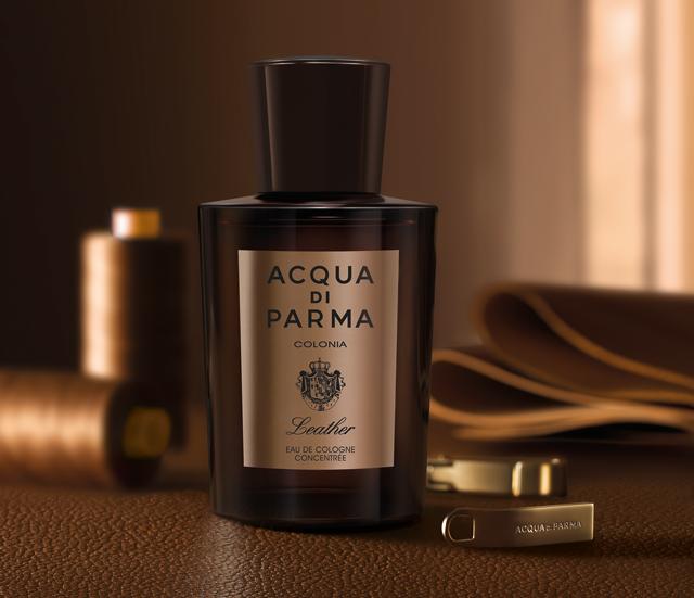 Acqua Di Parma Introduces Colonia Leather Fragrance Fragrance Acqua Di Parma Colonia