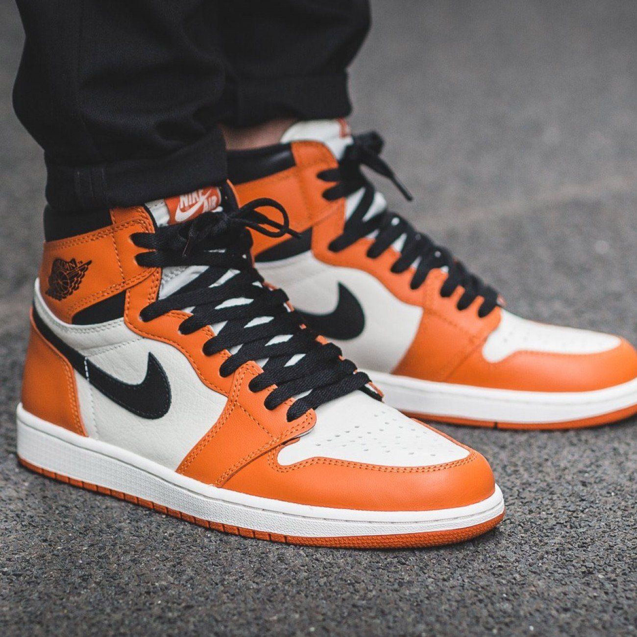 Air Jordan 1 Retro High Og Reverse Shattered Backboard In 2020