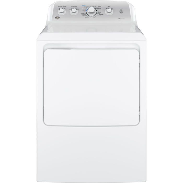 Ge Appliances Gtd45easjws 7 2 Cu Ft Electric Dryer W X2f