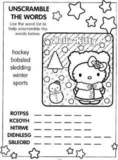 Hello Kitty Coloring Hello Kitty Christmas Activity And Work Sheets Hello Kitty Colouring Pages Hello Kitty Coloring Kitty Coloring