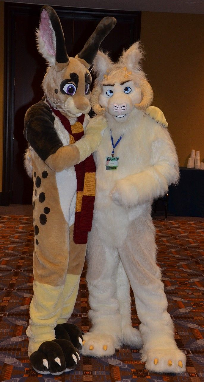 The Bunny u0026 The Tauntaun - by seanc & The Bunny u0026 The Tauntaun - by seanc | Fursuits | Pinterest | Online ...