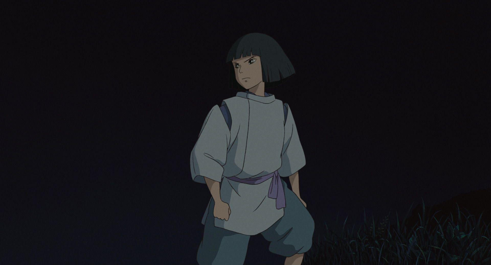 Spirited Away 2001 1080p Animation Screencaps Vozeli Com