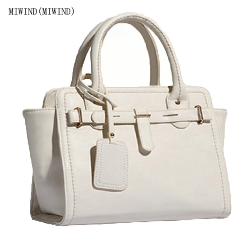 37.19$  Watch now - http://alioly.shopchina.info/go.php?t=32764414206 - MIWIND(MIWIND)The new 2017 platinum grind arenaceous fashion high quality PU inclined shoulder bag of woman 37.19$ #aliexpresschina