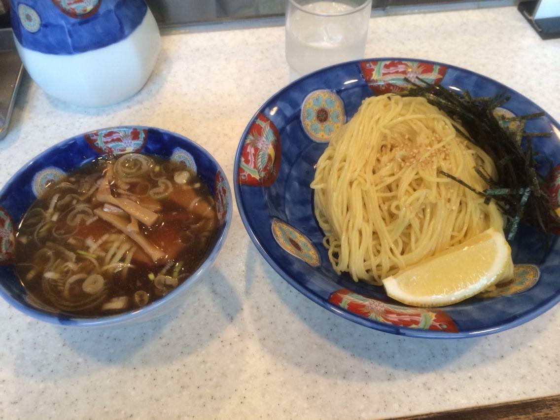 浜田山 たんたん亭 つけ麺 つけ麺 ラーメン 麺