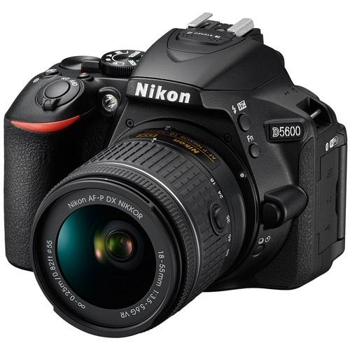 Nikon D5600 Dslr With 18 55mm Vr 70 300mm Ed Lens Kit Dslr Camera Nikon D5600 Dslr Photography Tips