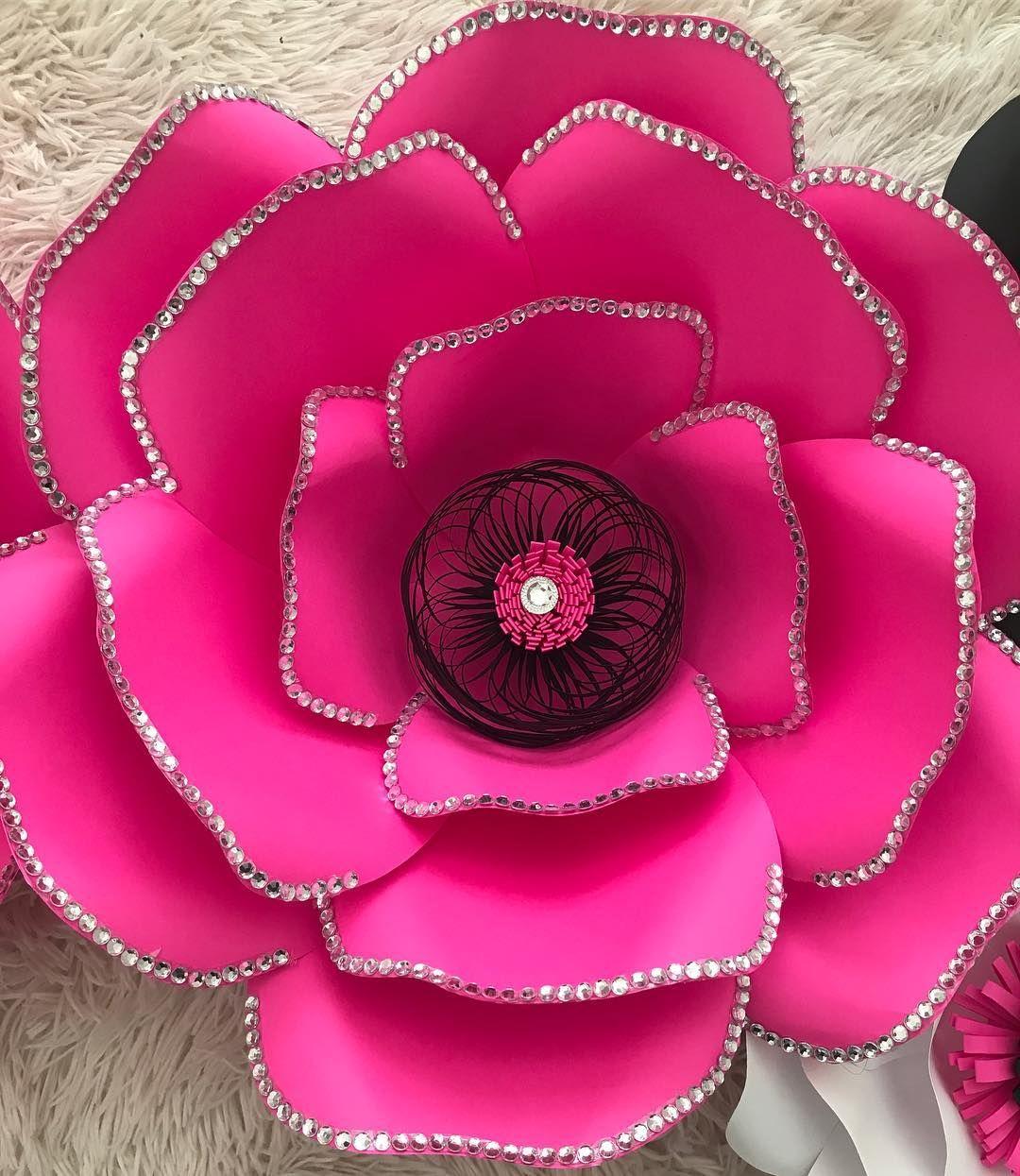 Paperflowers paperflower  cumple mae  Pinterest  Flowers Flower