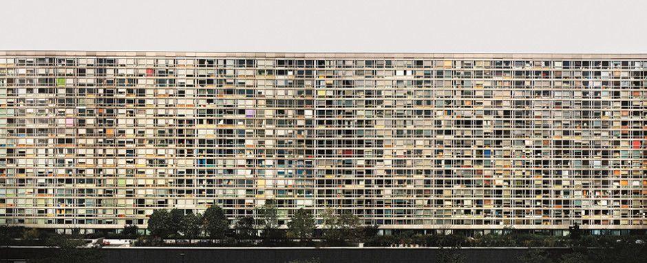 Paris, Montparnasse, 1993 © Andreas Gursky/ VG Bild-Kunst/ DACS Courtesy Sprüth Magers, Berlin/London
