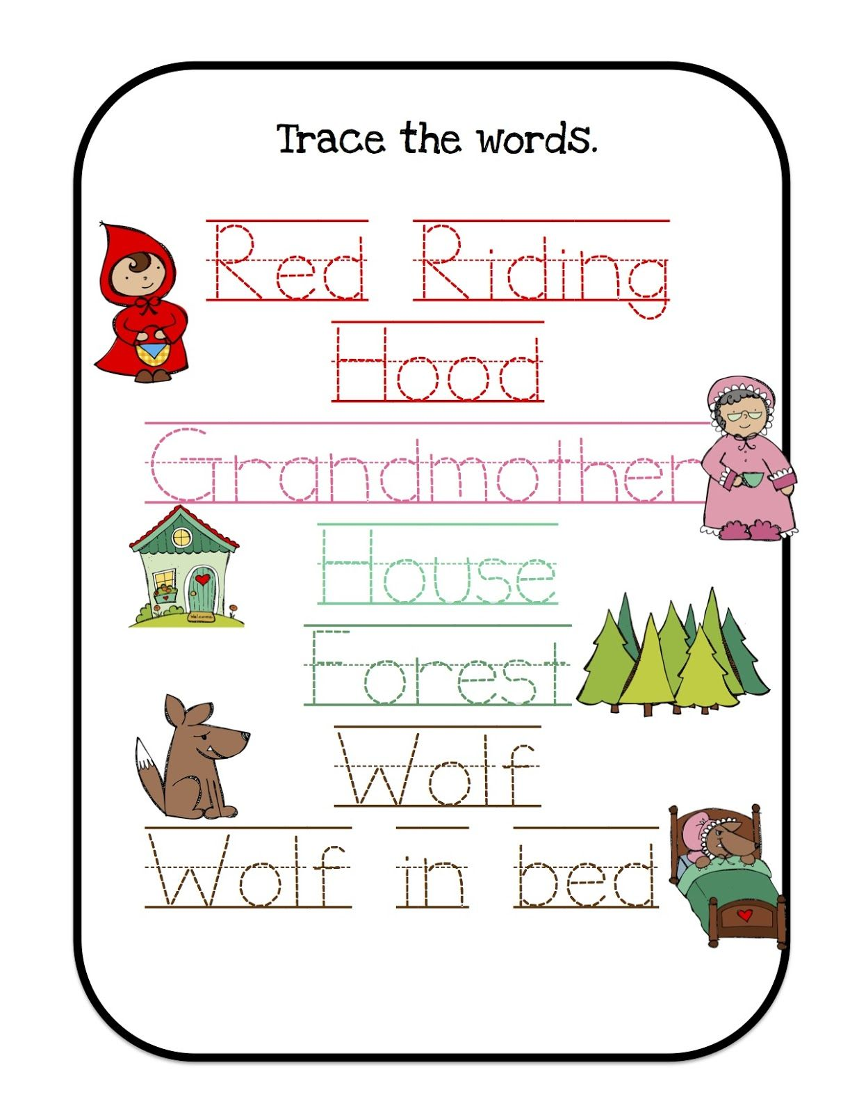 Sequencing Worksheet For Pre Schoolers