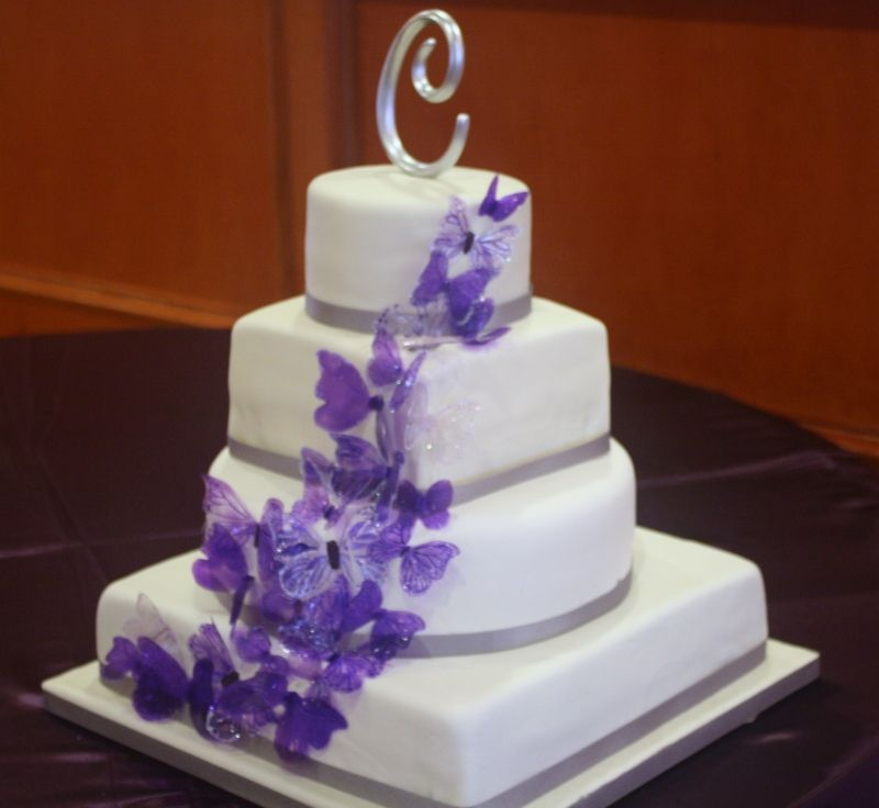 Awesome Wedding Cakes With Erflies The Gracious Style Of Erfly Cake Decorationswedding