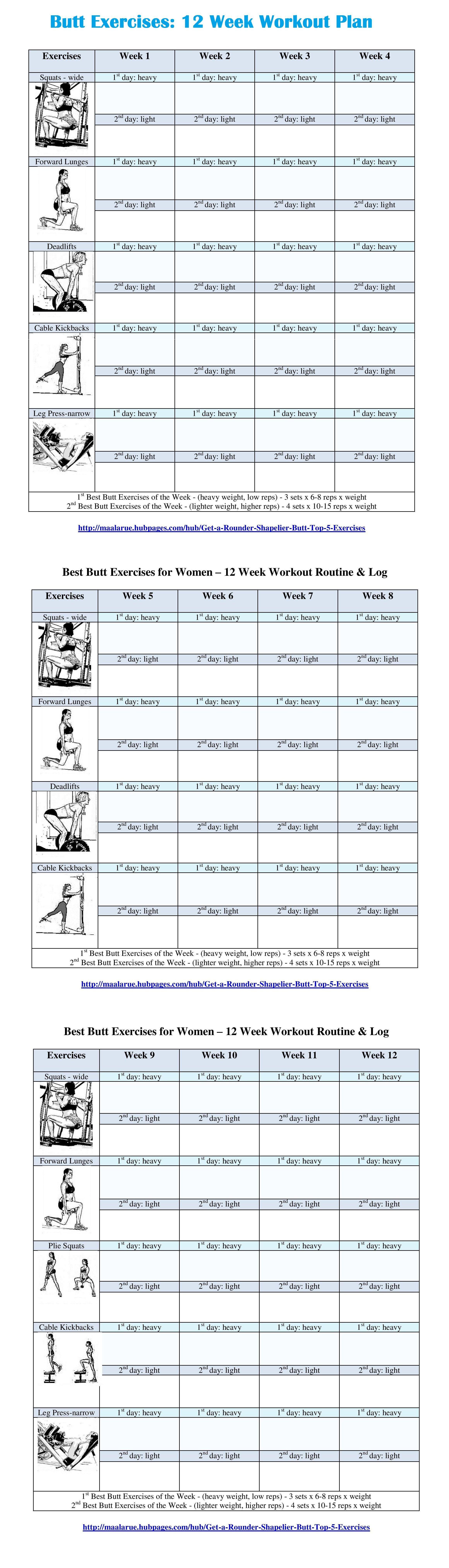 Bigger Faster Stronger Workout Sheet