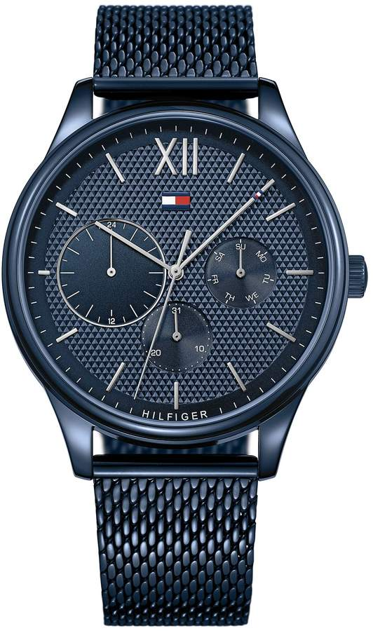 fc0769ac Sport Watch With Mesh Bracelet | Products | Tommy hilfiger watches ...