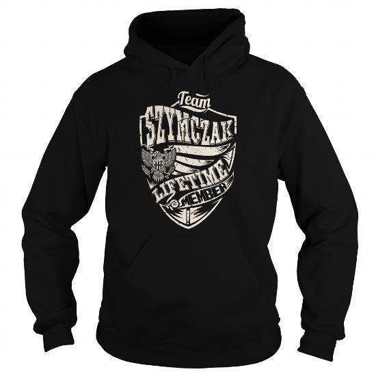 Cool Last Name, Surname Tshirts - Team SZYMCZAK Lifetime Member Eagle T shirts