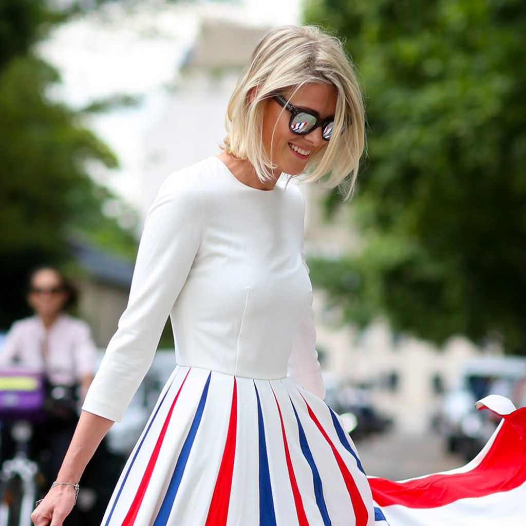 Coupe carre court blond hiver 2015 | Street style, Autumn street style, Couture looks