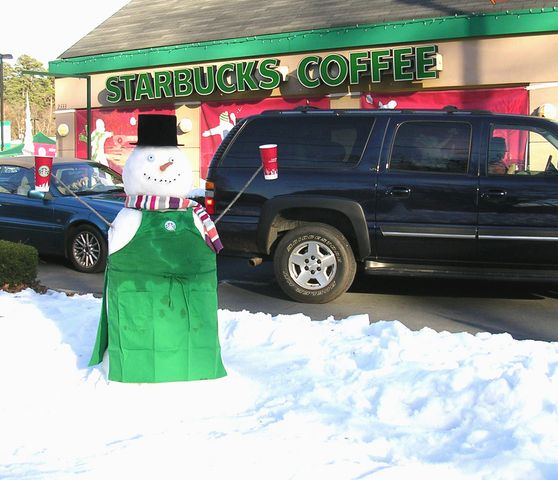 Magicsnow Fake Snow Theatrical Snow Effects For Entertainment Events Starbucks Locations Starbucks Snow Effect