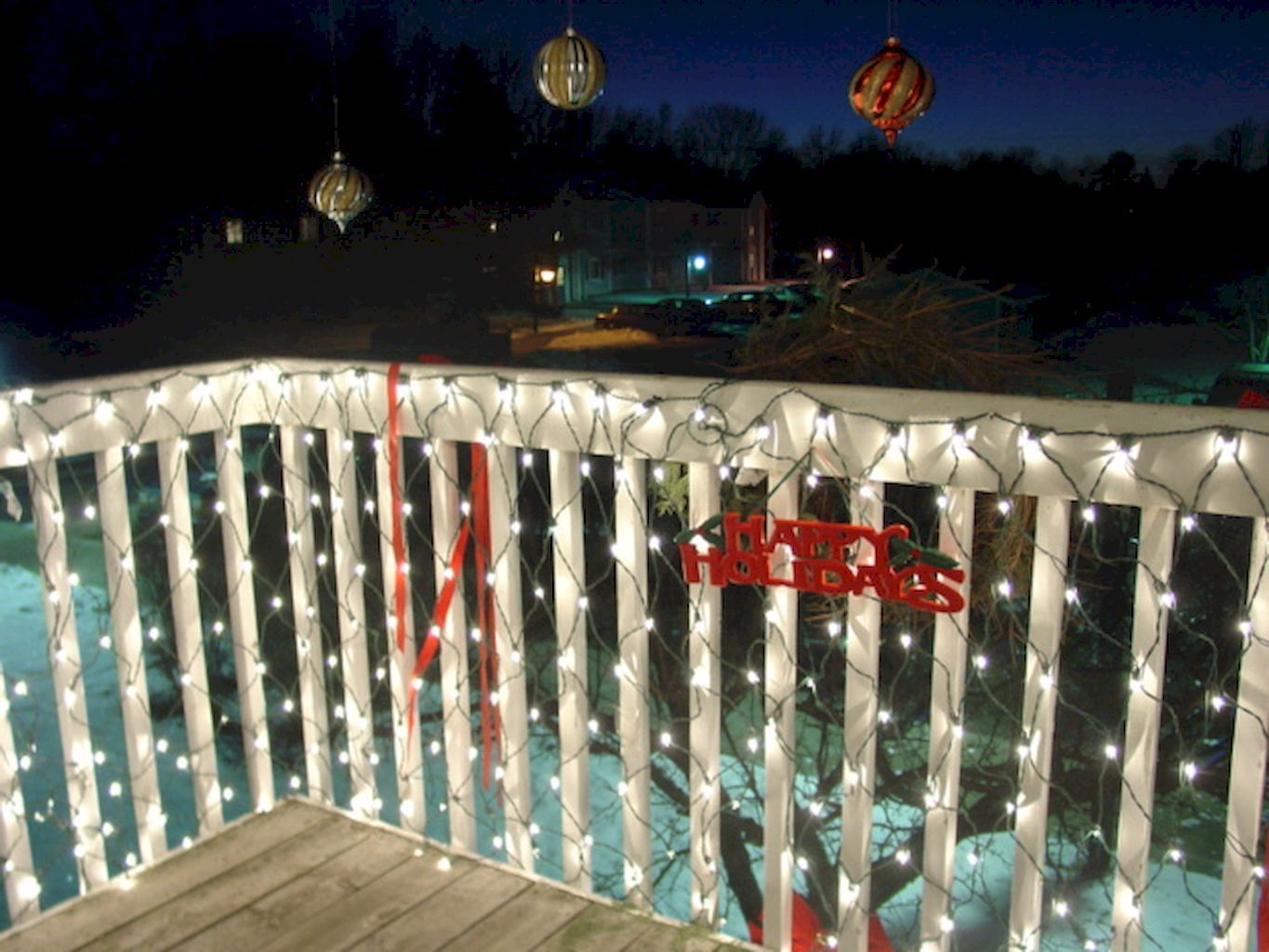 80 cozy apartment balcony decorating ideas insidecoratecom - Apartment Balcony Christmas Decorating Ideas