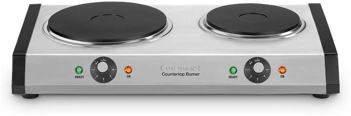 Cuisinart Electric Double Burner Keep Food Warm Cooking For A