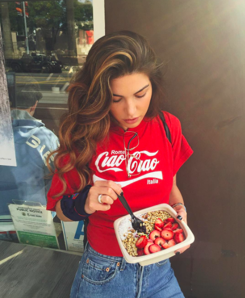 Negin Mirsalehi everyday outfit insp