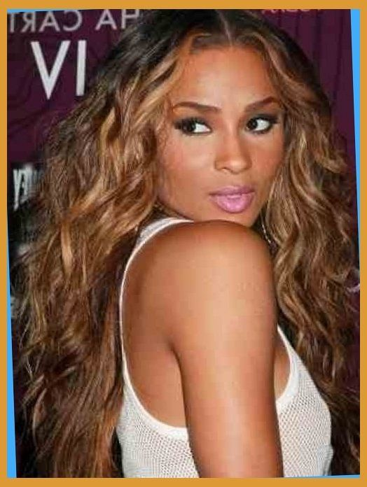 Honey Blonde Highlights On African American Hair Find Your