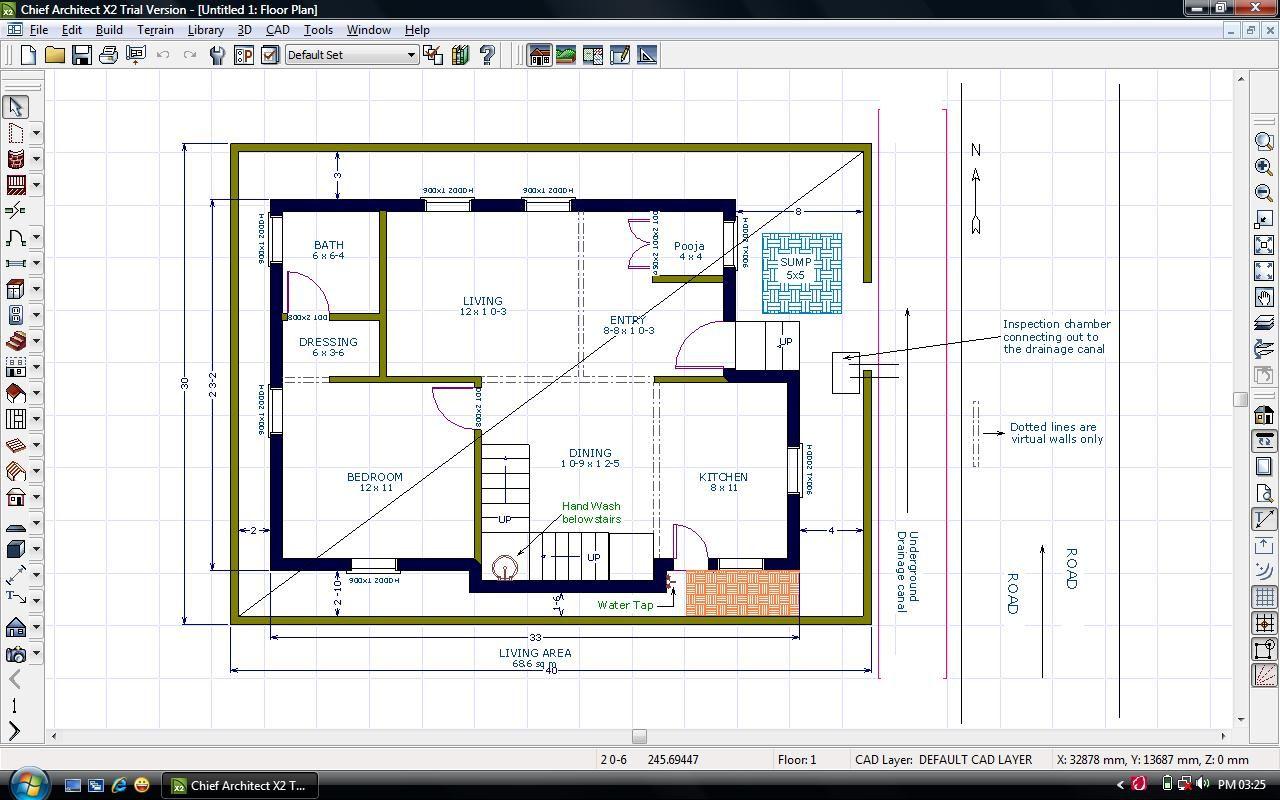 Home Layout Design As Per Vastu