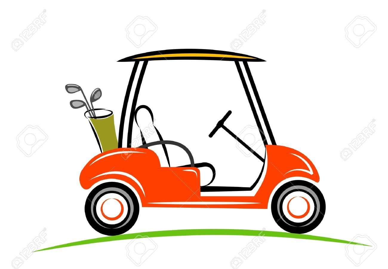 34 Awesome Golf Cart Cartoon Drawing Golf Carts For Sale Golf Car Golf Carts
