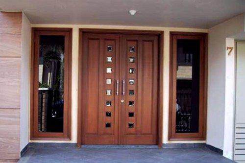 Pintu Rumah Minimalis 2 Pintu Besar Kecil Penelusuran Google